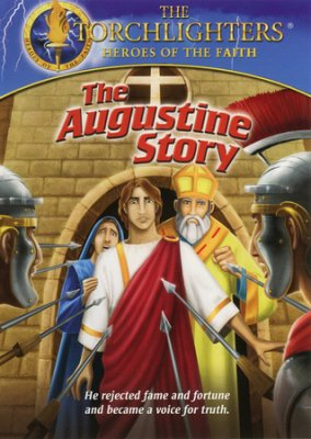 Augustine Torchlighters Heroes of the Faith DVD