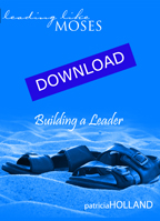 Building a Leader (Leading Like Moses Series)