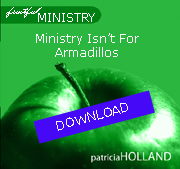 Ministry Isn't For Armadillos Download