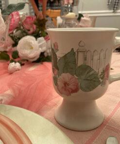 Pfaltzgraff Pink Petunia Mug