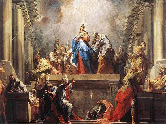 Pentecost is found in both the Old & New Testament.