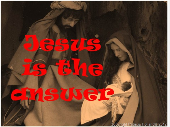 One More Reason to Put Christ in Christmas