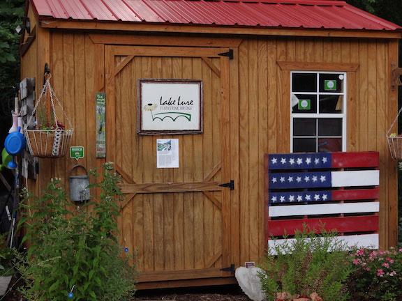 Lake Lure Garden3