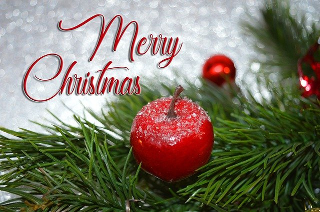 Merry Christmas! Open your wonderful gift.