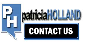 Contact Us pat@patriciaholland.org