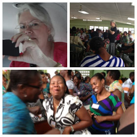 Holy Spirit Conference in Guyana