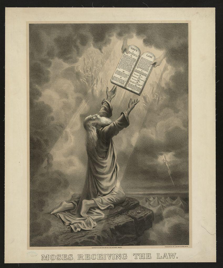 moses-commandments