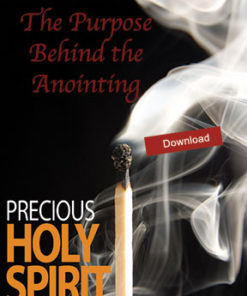 Sermon on Holy Spirit Purpose behind the anointing