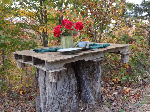 He Sets A Table For Me Patricia Holland